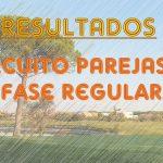 RESULTADOS 1ª JORNADA CIRCUITO PAREJAS'21